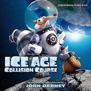 Ice Age Collision Course Score | CD