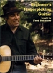 Beginners Fingerpicking Guitar | DVD