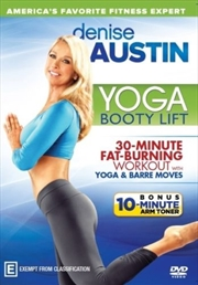 Denise Austin: Yoga Body Lift | DVD