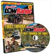 Lowrange: S1 E4: First Through | DVD