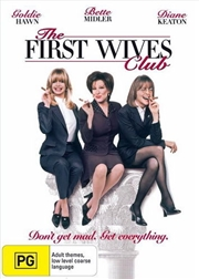 First Wives Club: Pg 1996