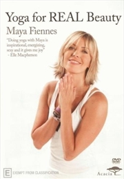 Maya Fiennes: Yoga For Real Be | DVD