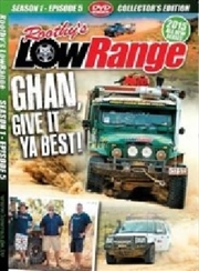 Lowrange: S1 E5: Ghan Give It | DVD