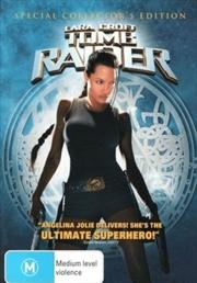 Tomb Raider: M15 2001