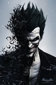 Batman Arkham Joker Bats Poster