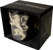 Game Of Thrones: Lannister Hear Me Roar Mug