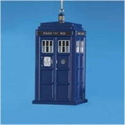 Doctor Who Christmas Ornament Tardis 4.5