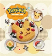 Pokemon Cookbook | Hardback Book