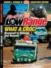 Lowrange - Season 1 Episode 10 - What A Croc | DVD