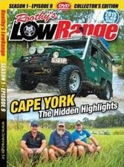 Lowrange: S1 E9: Cape York The