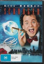 Scrooged: M15 1989