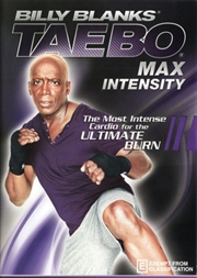 Billy Blanks: Tae Bo Max Intensity | DVD