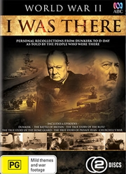 World War Ii: I Was There