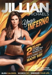 Yoga Inferno DVD | DVD