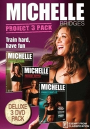 Michelle Bridges: Project 3 Pack | DVD