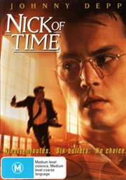 Nick Of Time: M15 1995
