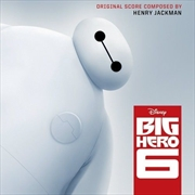 Big Hero 6 | CD