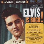 Elvis Is Back: Legacy Edition | CD