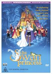 Swan Princess, The   DVD
