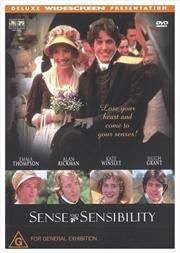 Sense And Sensibility | DVD