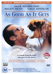 As Good As It Gets | DVD