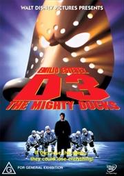 D3 - The Mighty Ducks | DVD