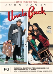 Uncle Buck | DVD