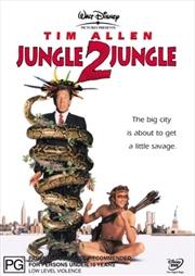 Jungle 2 Jungle | DVD