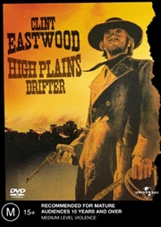 High Plains Drifter | DVD