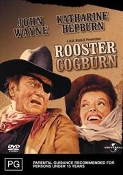 Rooster Cogburn | DVD