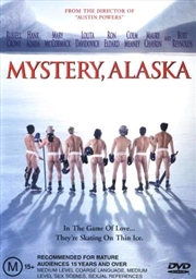 Mystery, Alaska | DVD