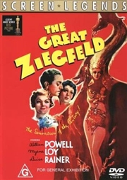 Great Ziegfeld | DVD