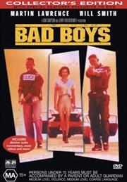 Bad Boys | DVD