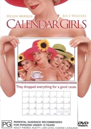 Calendar Girls | DVD