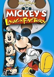 Mickey's Laugh Factory | DVD