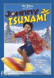 Johnny Tsunami | DVD