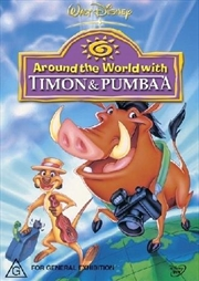 Around The World With Timon And Pumbaa | DVD