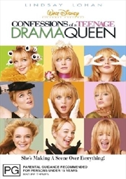 Confessions Of A Teenage Drama Queen | DVD