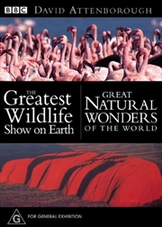 Great Natural Wonders Of The World / Greatest Wildlife Show On Earth, The