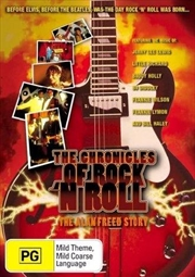 Chronicles Of Rock n Roll, The - The Alan Freed Story | DVD