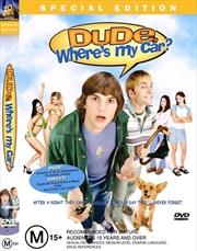 Dude Where's My Car? | DVD