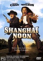 Shanghai Noon | DVD