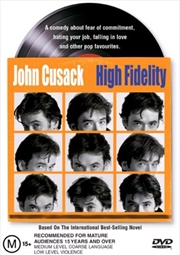 High Fidelity   DVD