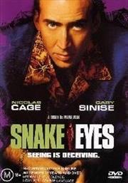 Snake Eyes | DVD