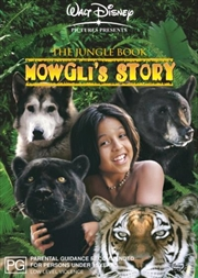 Jungle Book, The - Mowgli's Story | DVD