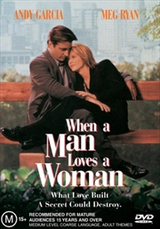 When A Man Loves A Woman | DVD