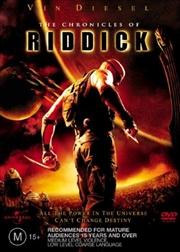 Chronicles Of Riddick | DVD