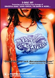 Festival Express | DVD