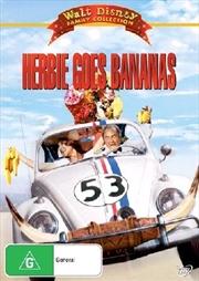 Herbie Goes Bananas | DVD