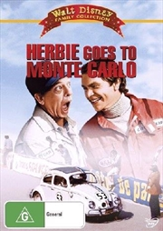 Herbie Goes To Monte Carlo | DVD